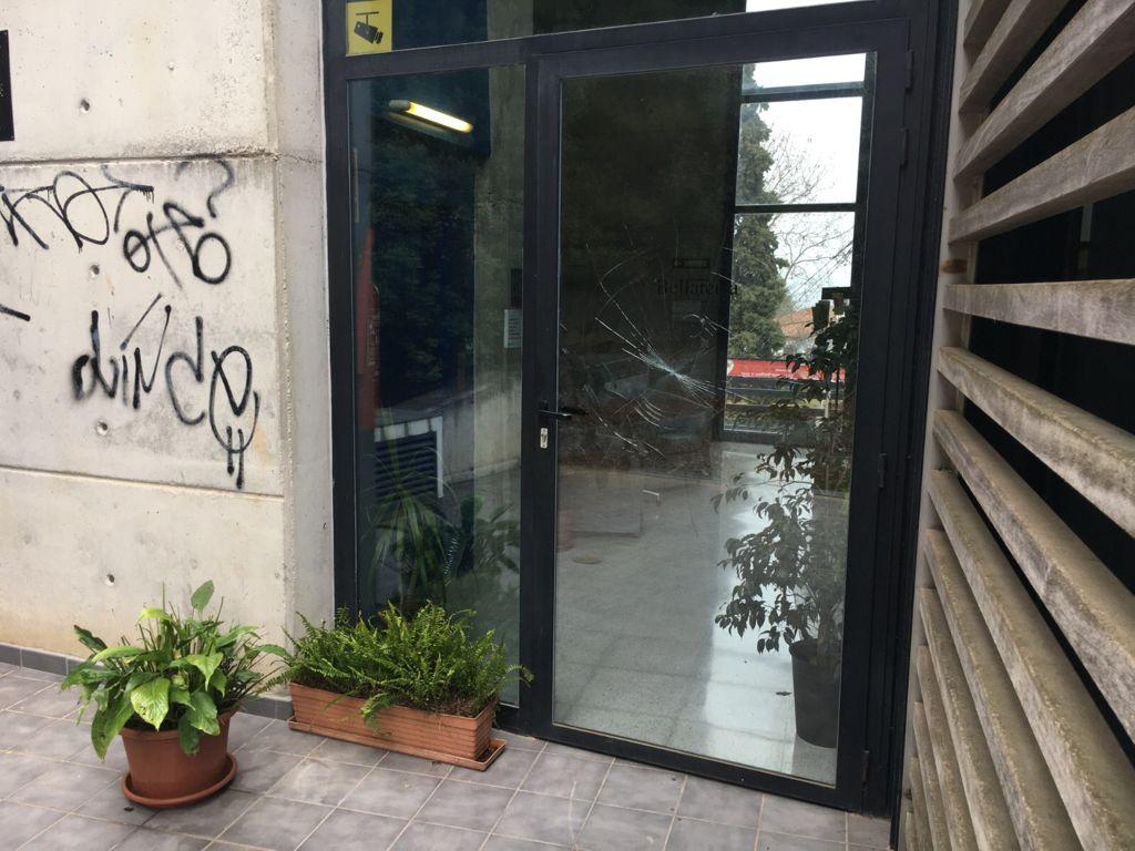 acte vandàlic emd bellaterra