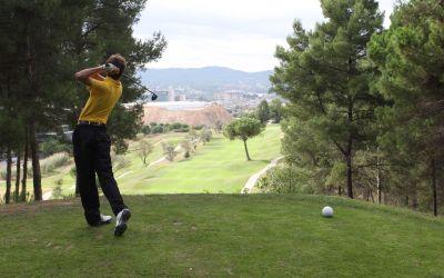 Demanen reconvertir el camp de golf Can Sant Joan en un parc públic