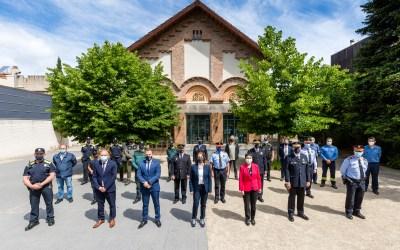 La Junta de Seguretat Local reuneix els agents implicats a Cerdanyola