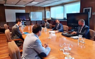 L'alcalde de Cerdanyola es trasllada a Madrid per conèixer les noves propostes municipals