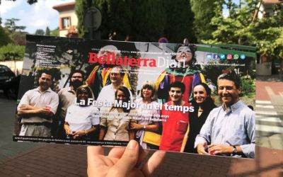 L'edició de BellaterraDiari en paper del mes de juliol ja és al carrer