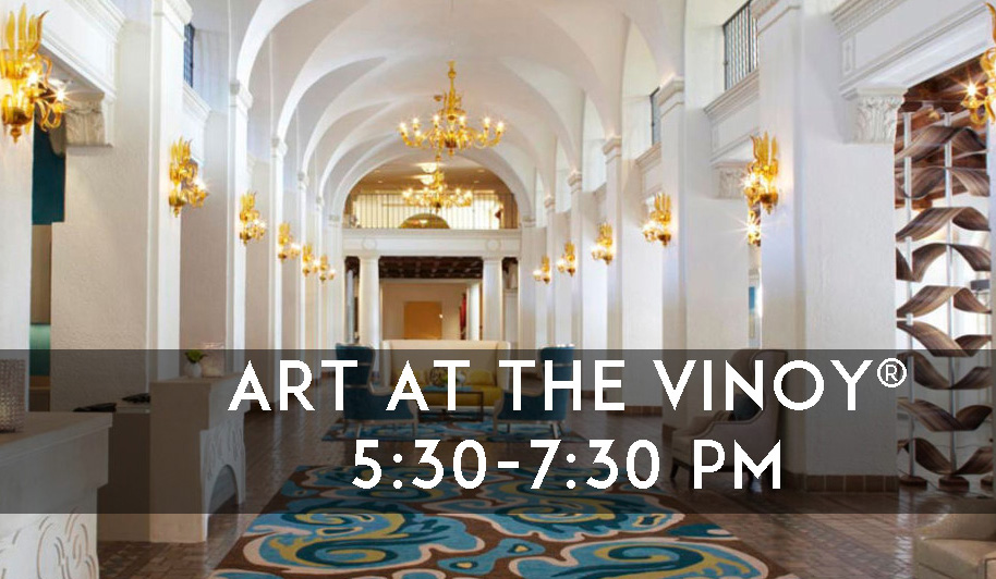 Art at The Vinoy Hotel