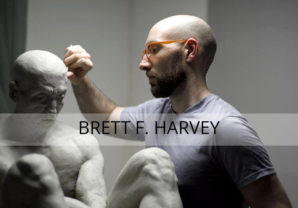 Brett F Harvey