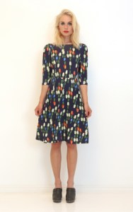 Hillevi Tulip Dress