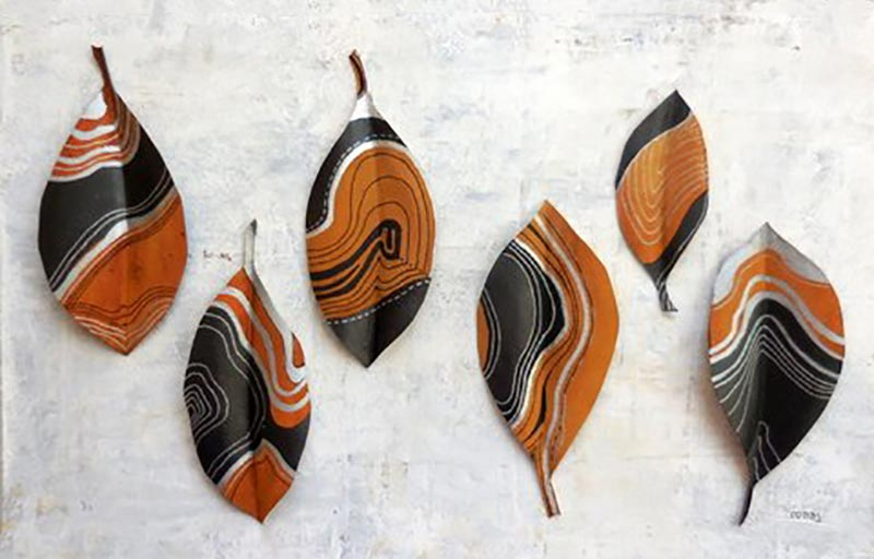 Leaf Series by Ronn Johnson