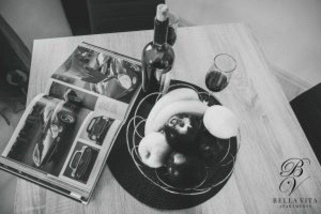 Апартамент под наем Благоевград кухня с прекрасна гледка мила