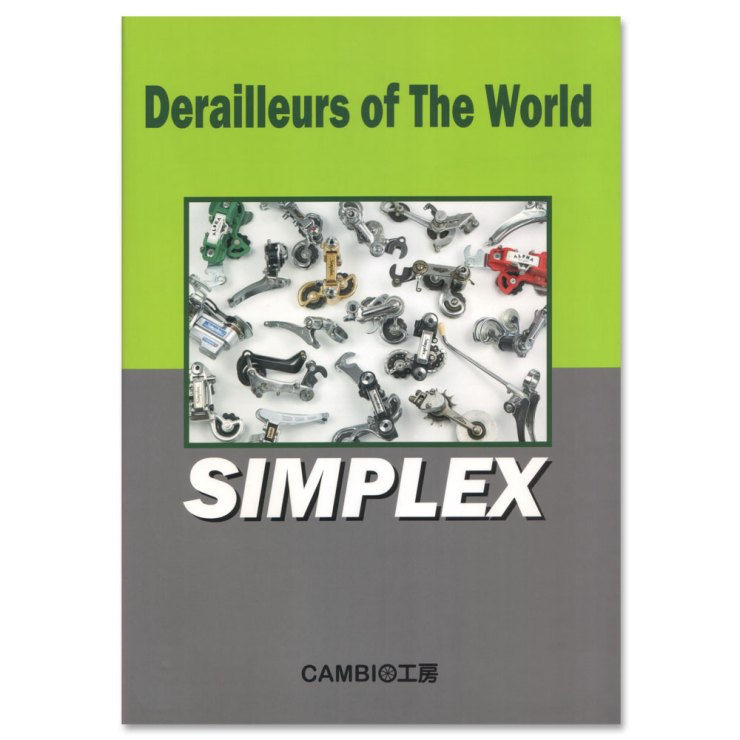 Derailleurs of the World - Simplex