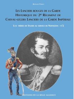 Les frères de Stuers au service de Napoléon N2 - Couverture