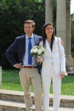 Tenue de mariage civil