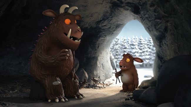 The Gruffalo's Child BBC