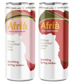 Afria soft drinks - Belle About Town