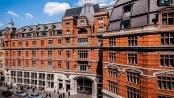 Andaz hotel Liverpool Street offers an East London afternoon tea