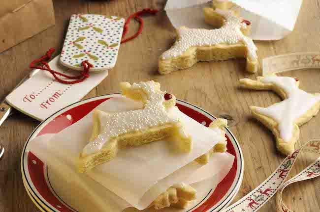 Christmas Reindeer Biscuits low res