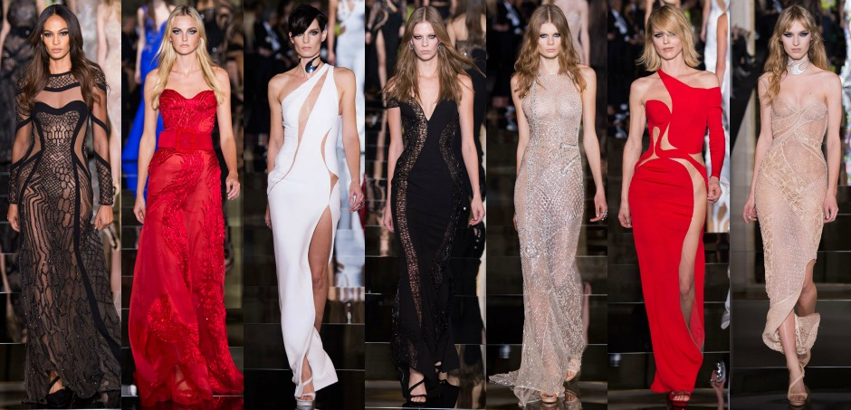 Couture 2015 Versace