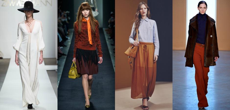 Fashion trend 70s