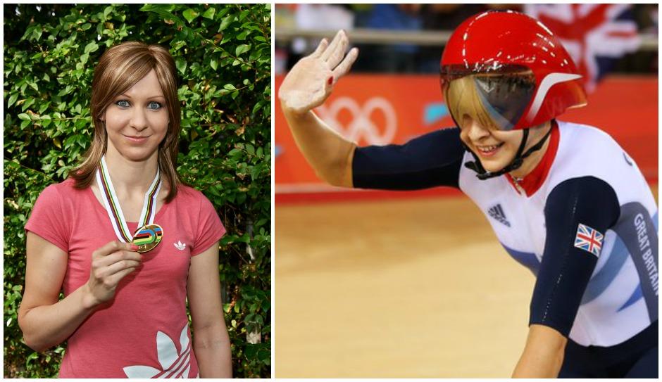 Joanna Rowsell Cyclist