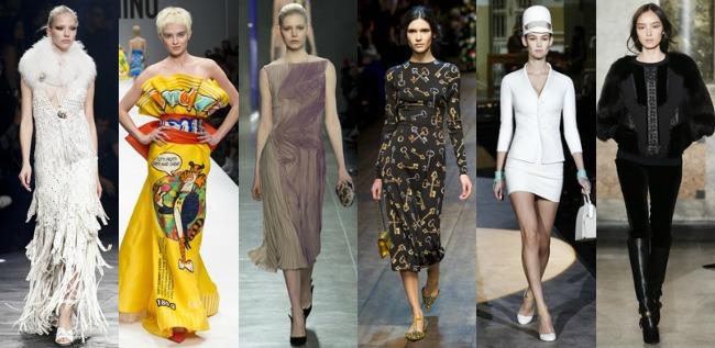 Milan Fashion Week AW14 Main