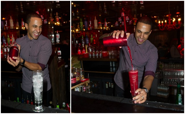 Marvin Hume for Smirnoff