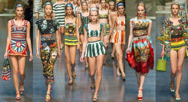 Milan SS13 Dolce & Gabbana