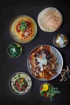 One of the dishes served up by new restaurant Bala Baya