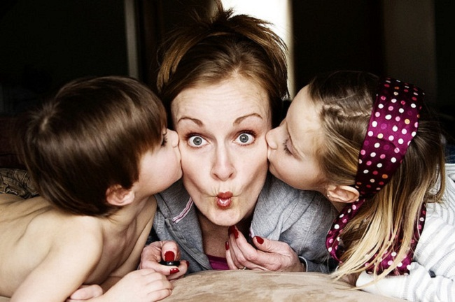 Mommy sandwich mothering sunday mother's day
