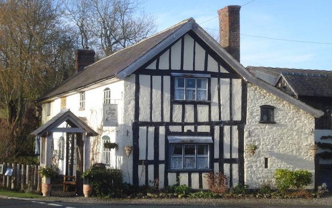 Rocke Cottage tea shop
