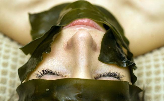 Seaweed Therapy