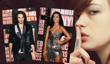 Gossip Katy Perry Russell Brand split divorce