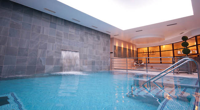 Thalassotherapy pool Champneys Tring