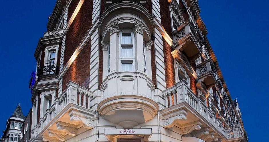 The Mandeville Hotel exterior - Med Res