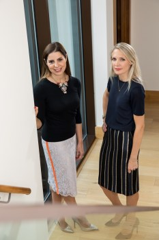 AllBright founders Debbie Wosskow and Anna Jones will open London's first women's members club next year