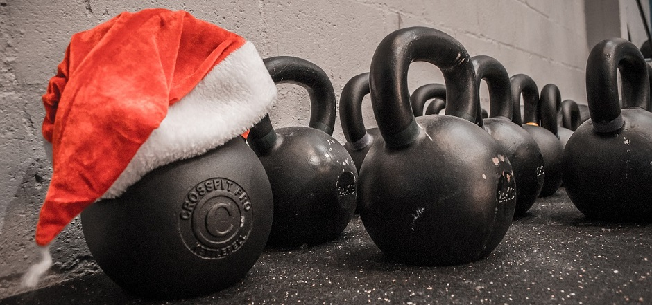 Christmas calories mean a lot of exercise