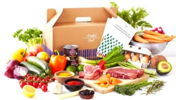 Mindful Chef provides healthy, gluten-free meals via recipe boxes delivered to your door