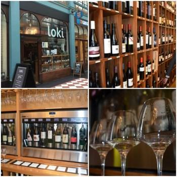 Loki Wine Merchants in BIrmingham