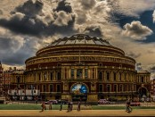 Afternoon Tea at the Royal Albert Hall by Belle About Town