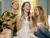 Sex And The City TV Series Best Friends