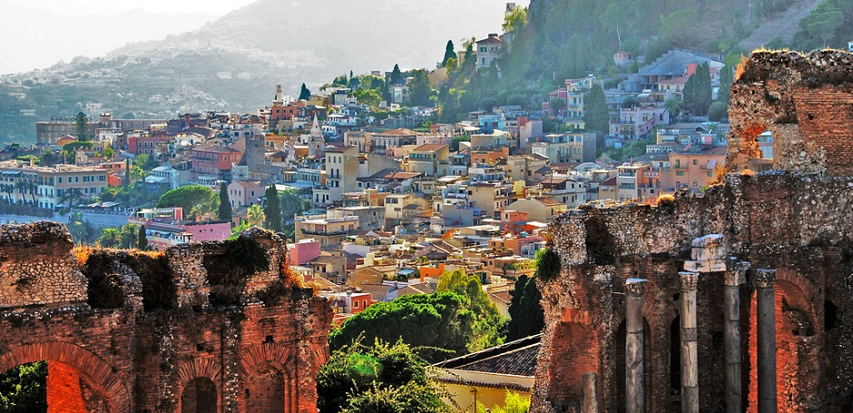 Belle About Town explores the wonders of sicily