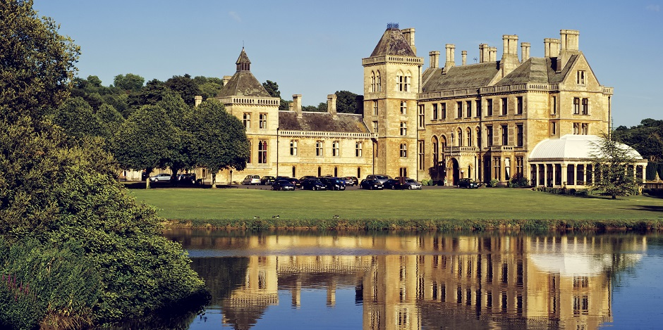 Mercure Walton Hall hotel and spa in Warwick is a great destination for a weekend break, Belle About Town discovers