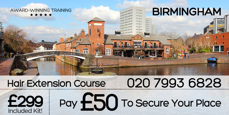 Birmingham Hair Extension Course