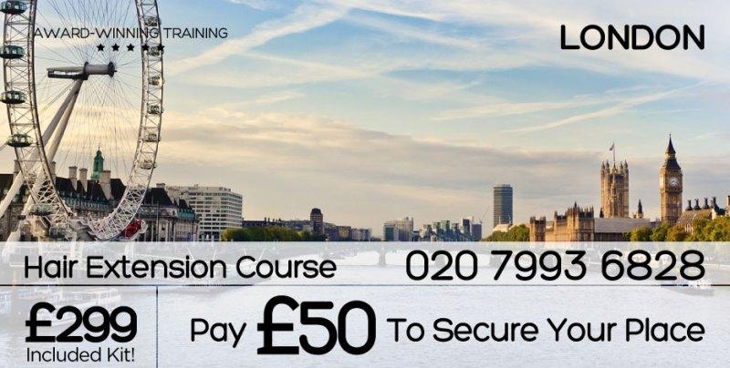 London Hair Extension Course