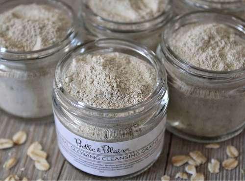 Herbal Glowing Cleansing Grains