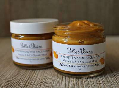 Pumpkin Enzyme Face Mask
