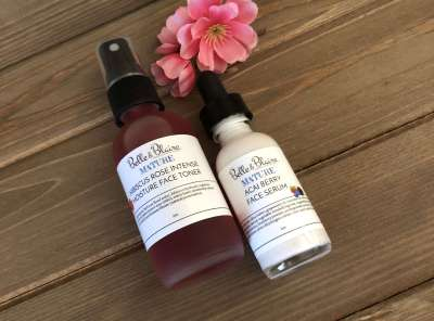 Mature – Acai Berry Hibiscus Rose Skin Care Set