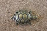 Tortue bronze, 40x23mm