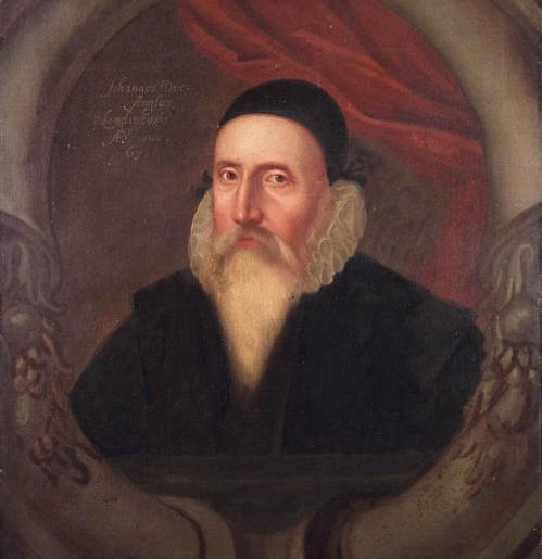 John Dee and the Empire of Angels: Enochian Magick and the Occult Roots of The Modern World by Jason Louv