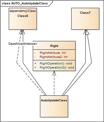 EA-Matic self-maintaining diagram