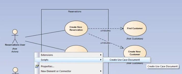 Create Use Case Document