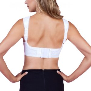 Fashon Forms Soft Back 4 Hook Bra Extender