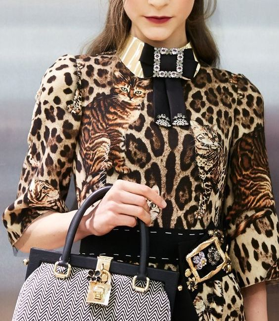 COLOR TREND: ANIMALIER ♥