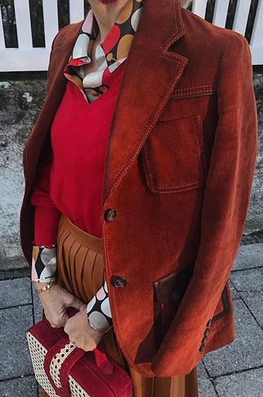 RIUNIONE DI LAVORO: LOOK _Never a trend always in style_